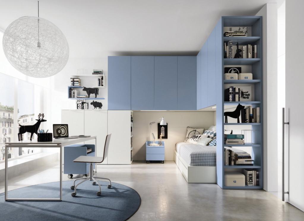 Zalf casa della cameretta for Mobili zalf